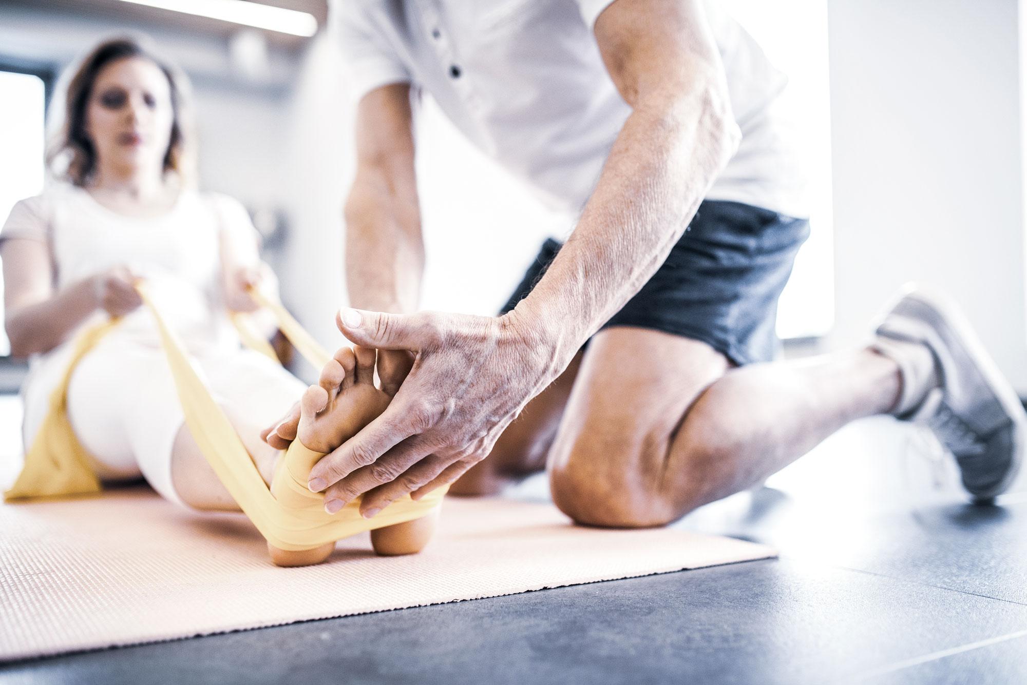 Servizi extra – Fisioterapia e Centro Olistico