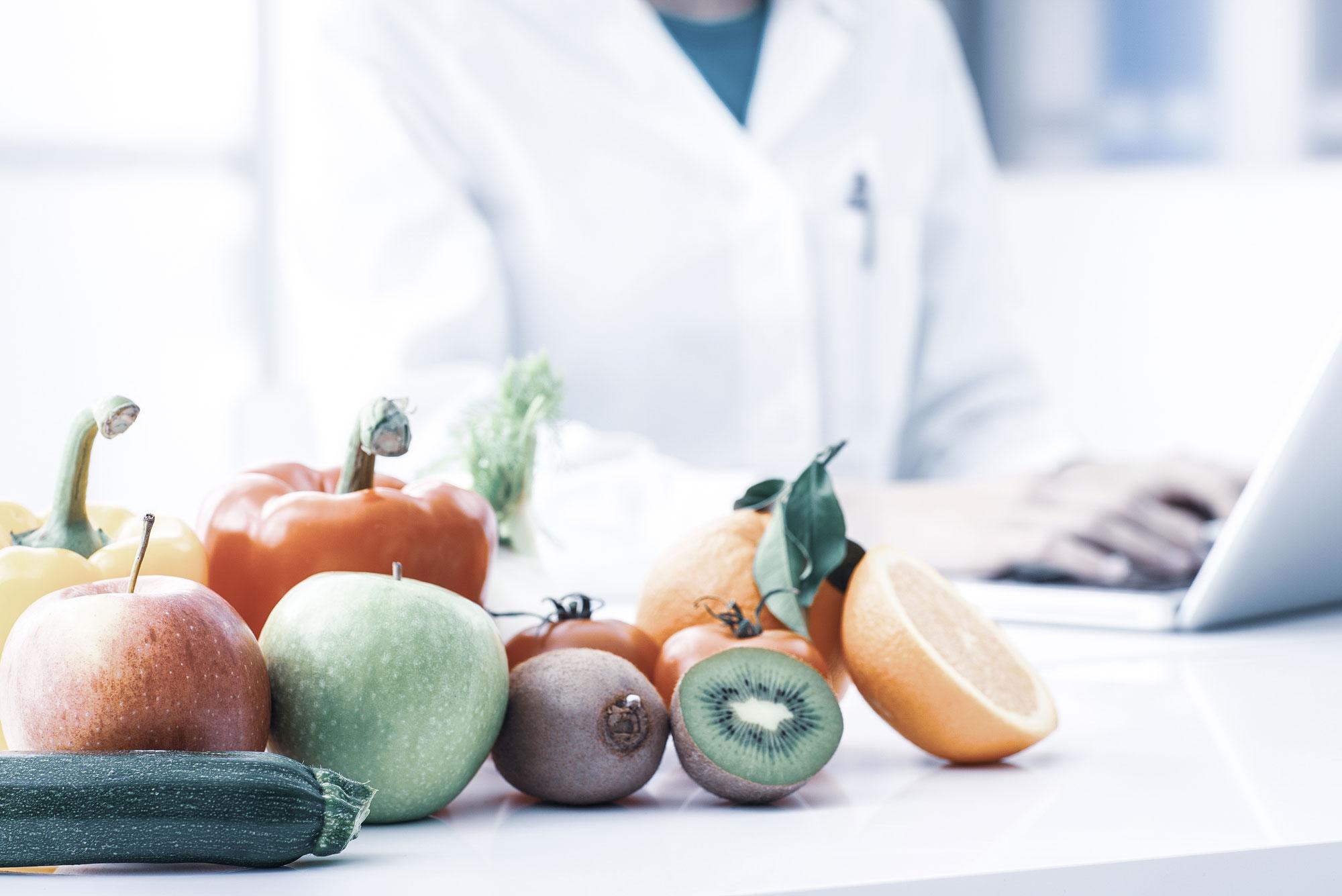 Servizi extra – Nutrizionista